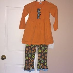 Super Cute Girls Outfit Size 2 XL